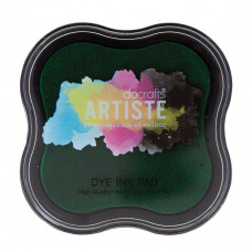 Artiste - Dye Mini Ink Pad - Green.
