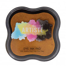 Dye Ink Pad - Dark Yellow
