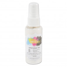 Spritzing Ink 2oz - White.