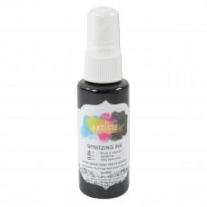 Spritzing Ink 2oz - Hematite.