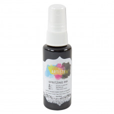 Spritzing Ink 2oz - Black Night