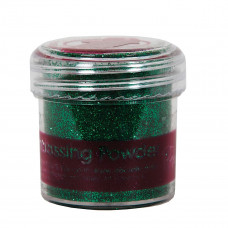 Embossing Powder (1oz) - Tinsel Green