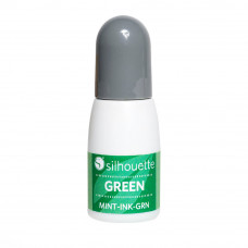 Silhouette Mint 5ml bottle of Ink Colour -Green
