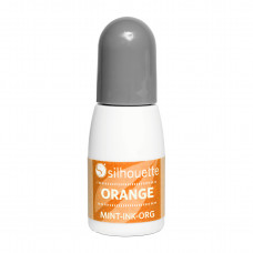 Silhouette Mint 5ml bottle of Ink Colour -Orange