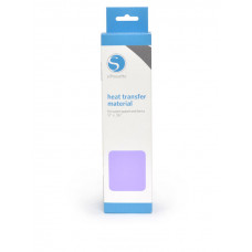 Silhouette Smooth Heat Transfer Material - Lavender.