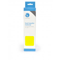 Silhouette Smooth Heat Transfer Material - Yellow.