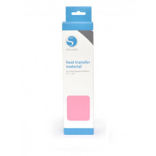 Silhouette Smooth Heat Transfer Material - Pink.