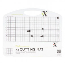 Xcut  A4 Self Healing Duo Cutting Mat - Black & White