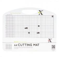 Xcut A4 Self Healing Duo Cutting Mat - Black & White.