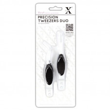 Xcut Precision Tweezers Duo pack.