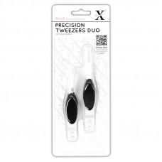 Xcut Precision Tweezers Duo pack