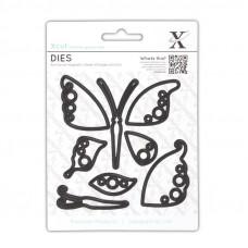 Xcut Decorative Dies - Butterflies 8pcs