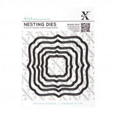 Xcut Nesting Dies - Square Parenthesis - 5pcs