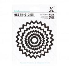 Xcut Nesting Dies - Spiro Circle - 5pcs