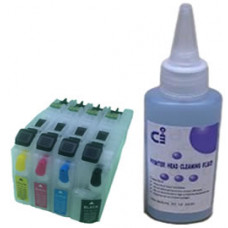 Sublimation Cleaning Cartridge Kit for Printer Models using Brother LC123 Cartridges.