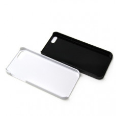 White Plastic iPhone 5 - Sublimation Case