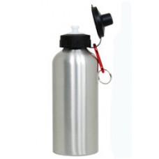 400ml Aluminum Sport Bottle With Pop-Top Cap