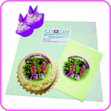 Decor Paper Plus Icing Sheets - A3, 30 Sheets