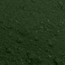 Edible Matt Powder, Plain & Simple Autumn Green - Loose - 2-5g.
