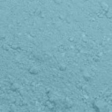 Edible Matt Powder, Plain & Simple Baby Blue - Loose - 2-5g.