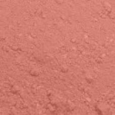 Edible Matt Powder, Plain & Simple Dusky Pink - Loose - 2-5g.