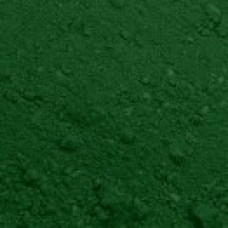 Edible Matt Powder, Plain & Simple Holly Green - Loose - 2-5g.