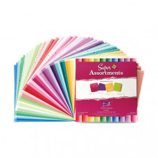 Coredinations Cardstock - Super Assortment - 12x12 , 80 Sheets - So Mod
