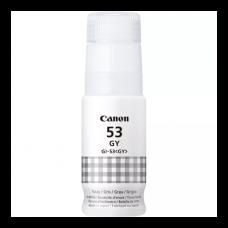 GI-53 Grey Dye Genuine OEM Canon Bottle of Ink..