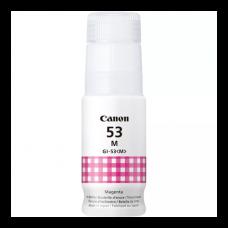 GI-53 Magenta Dye Genuine OEM Canon Bottle of Ink..