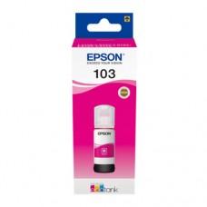 EP-103 Magenta Dye Genuine OEM Epson Bottle of Ink.