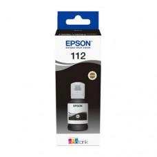 EP-112 Black Pigment Genuine OEM Epson Bottle of Ink.