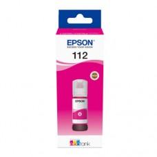 EP-112 Magenta Pigment Genuine OEM Epson Bottle of Ink.