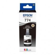 EP-774 Black Pigment Genuine OEM Epson Bottle of Ink.
