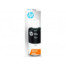 HP-32 Black Pigment Genuine OEM HP Bottle of Ink - 135ml.