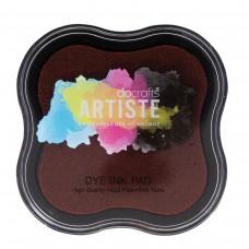 Artiste - Dye Mini Ink Pad - Dark Orange.