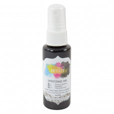 Spritzing Ink 2oz - Gold Stone.