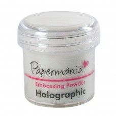 PaperMania - Embossing Powder (1oz) - Holographic.