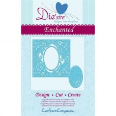 Diesire 'Create a Card' Metal Die - Enchanted.