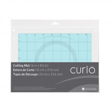 "Cutting Mat for Silhouette Curio - 8.5"" x 6"" Standard Hold."