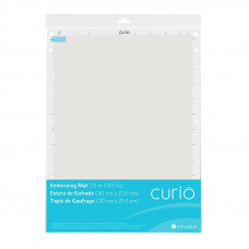 "Embossing Mat for Silhouette Curio - 8.5"" x 12""."