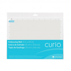 "Embossing Mat for Silhouette Curio - 8.5"" x 6""."
