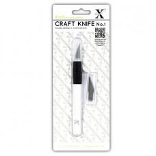Xcut No. 1 Craft Knife (Kushgrip).