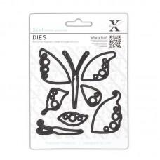 Xcut Decorative Dies - Butterflies 8pcs.