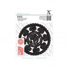 Xcut Decorative Dies - Rose Doilie.