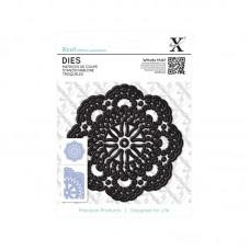 Xcut Decorative Dies - Flower Doilie.