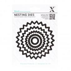 Xcut Nesting Dies - Spiro Circle - 5pcs.