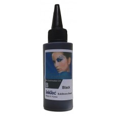 100ml of Black Epson Compatible  Sublimation Ink -  InkTec Brand