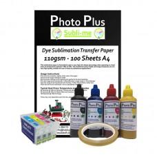 Epson Compatible 502 Sublimation Printer Conversion Kit.