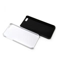 White Plastic iPhone 5 - Sublimation Case