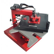 "Heat Press - DS-DCH-100 - 38cm x 38cm (15"" x 15"") Swingaway Press"